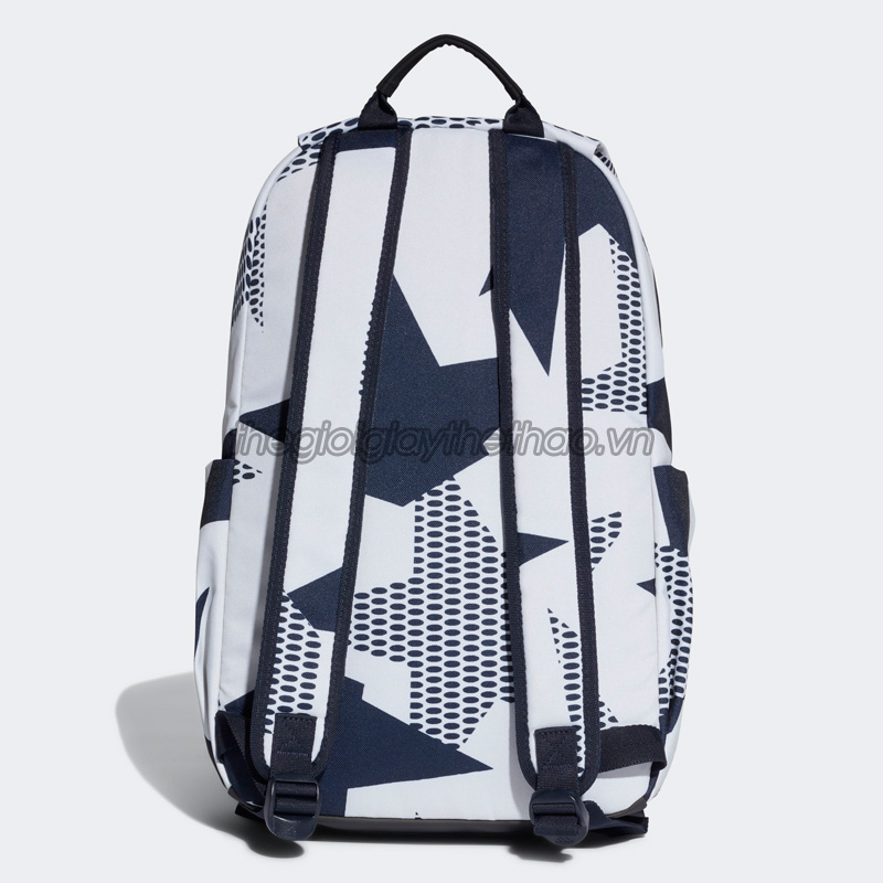 Balo adidas Classic ID Graphic Backpack - White - DT4065 2