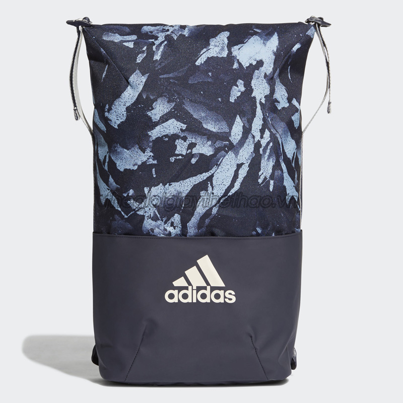 Balo adidas Z.N.E. Core Graphic Backpack - Blue - DT5088 1