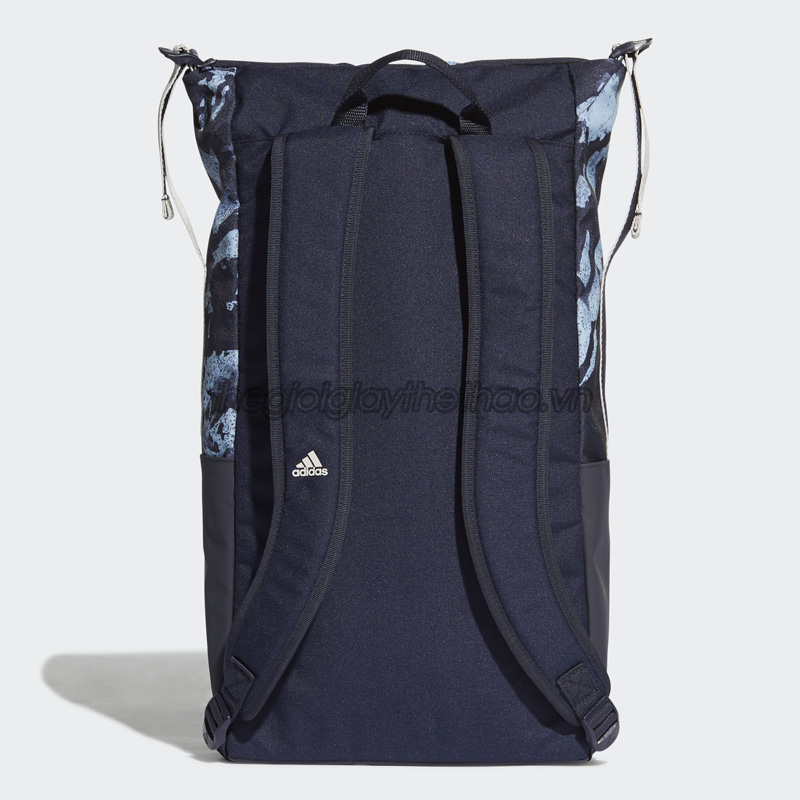 Balo adidas Z.N.E. Core Graphic Backpack - Blue - DT5088 2