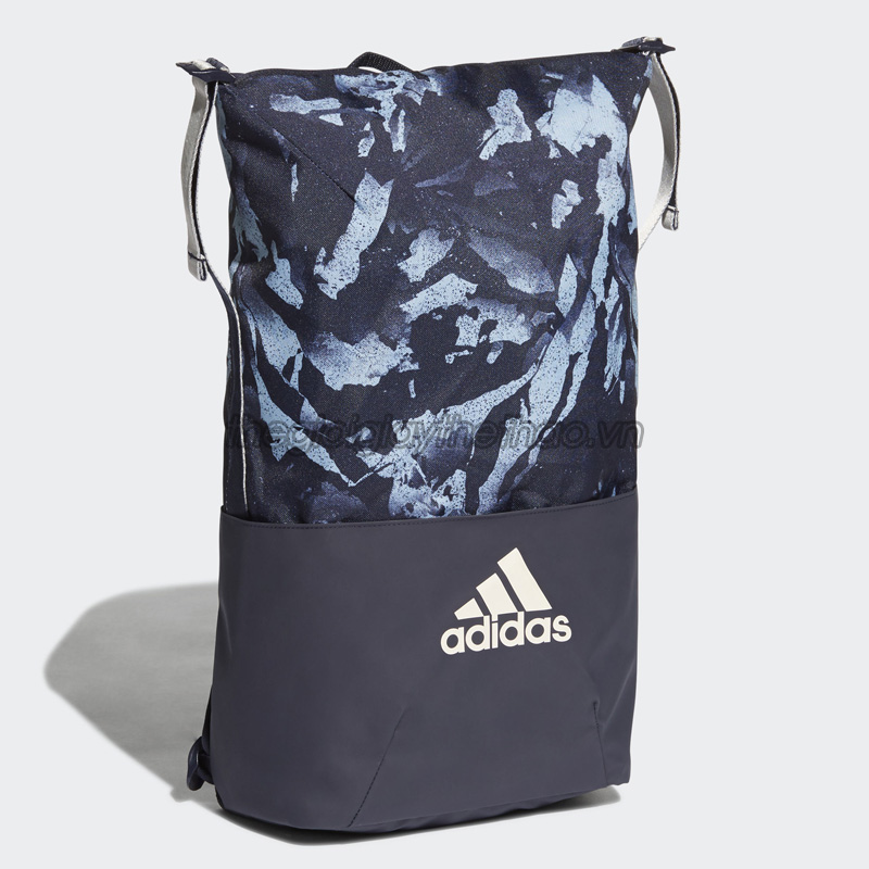 Balo adidas Z.N.E. Core Graphic Backpack - Blue - DT5088 3