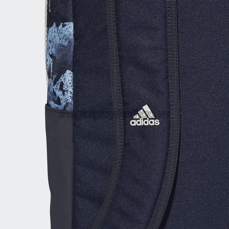 Balo adidas Z.N.E. Core Graphic Backpack - Blue - DT5088 5