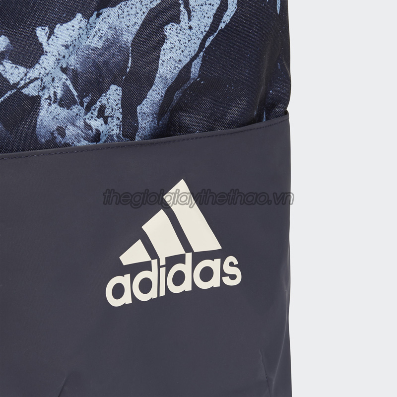 Balo adidas Z.N.E. Core Graphic Backpack - Blue - DT5088 6