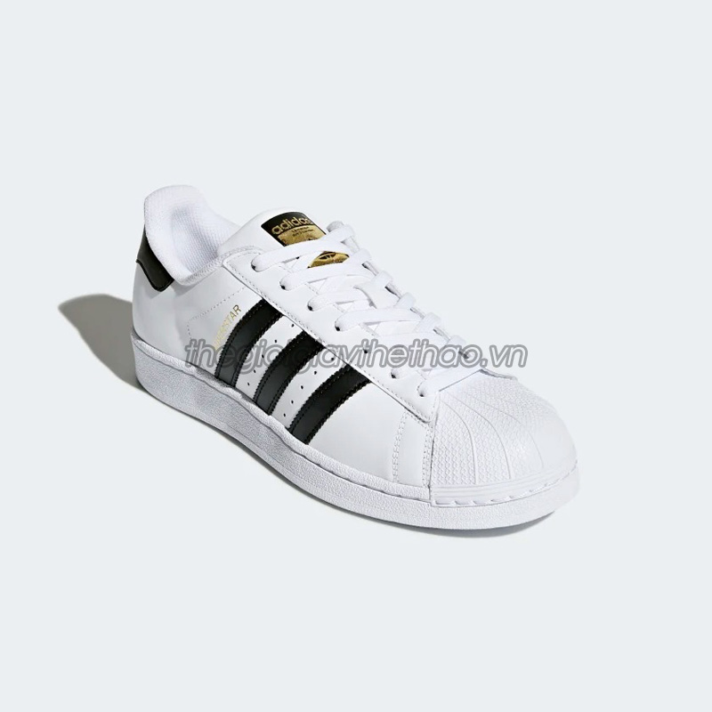 Giày thể thao nam nữ Adidas Superstar US h3