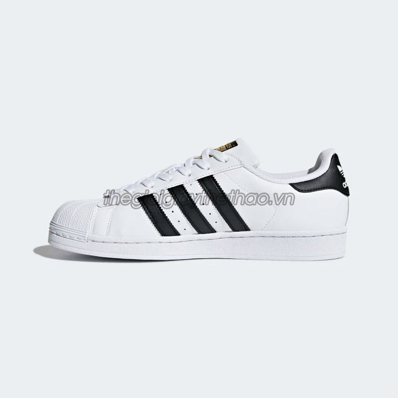 Giày thể thao nam nữ Adidas Superstar US h5