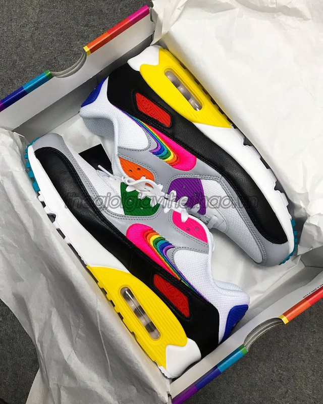 GIÀY NIKE AIR MAX 90 BETRUE 2019 14