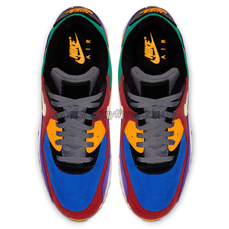 Giày Nike Air Max 90 Viotech CD0917-600  4