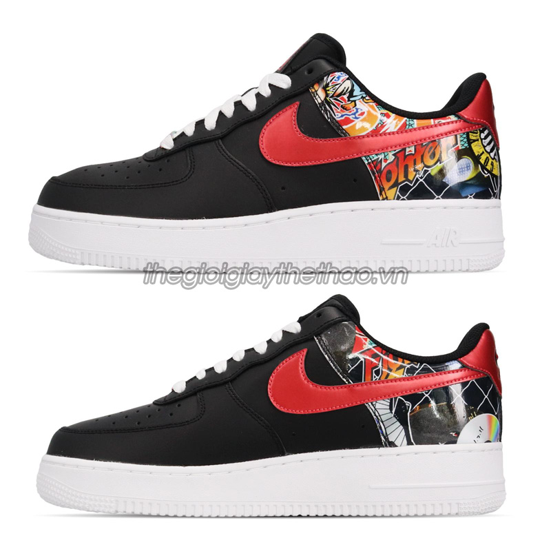 Giày Nike Air Force 1 Low China Hoop Dreams CK0732-081  2