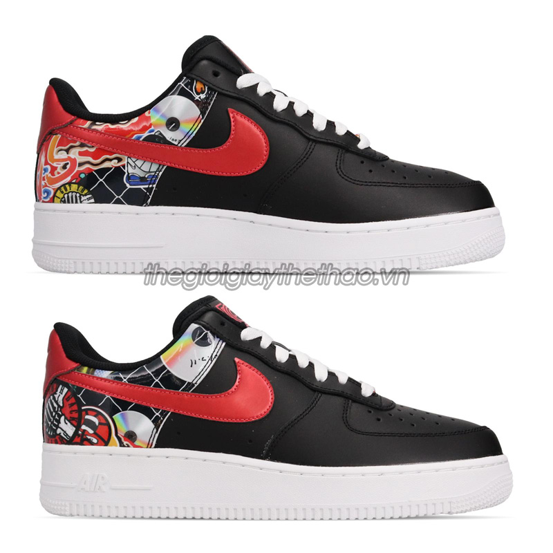 Giày Nike Air Force 1 Low China Hoop Dreams CK0732-081  3