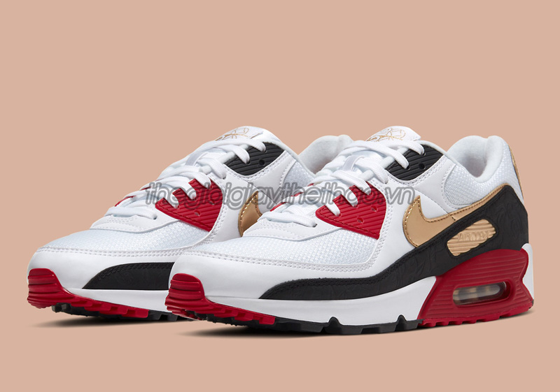 Giày Nike Air Max 90 Chinese New Year 2020 CU3005-171 2