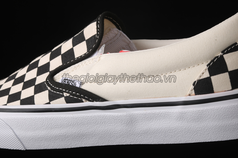 GIÀY VANS CHECKERBOARD SLIP-ON CLASSIC VN000EYEBWW 11