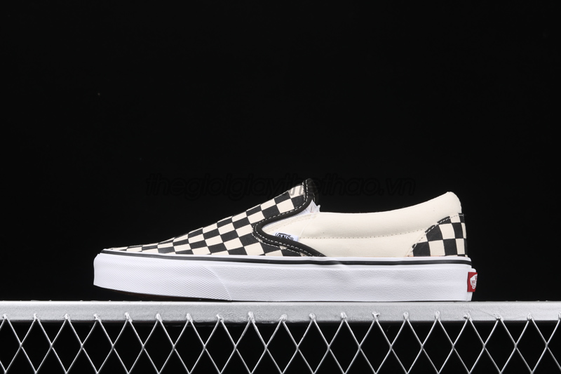 GIÀY VANS CHECKERBOARD SLIP-ON CLASSIC VN000EYEBWW 3