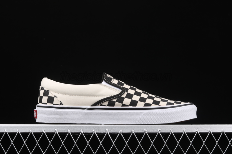 GIÀY VANS CHECKERBOARD SLIP-ON CLASSIC VN000EYEBWW 4