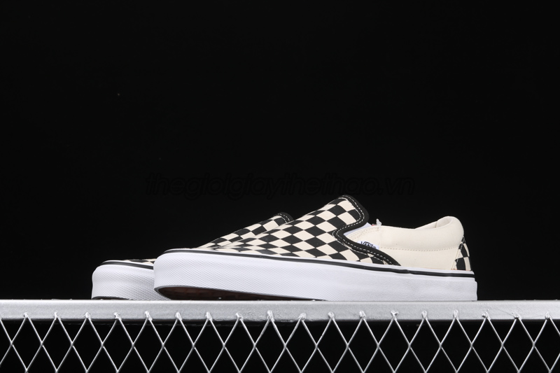 GIÀY VANS CHECKERBOARD SLIP-ON CLASSIC VN000EYEBWW 6