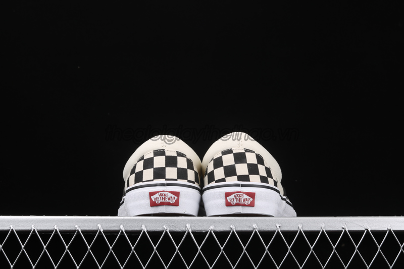 GIÀY VANS CHECKERBOARD SLIP-ON CLASSIC VN000EYEBWW 7