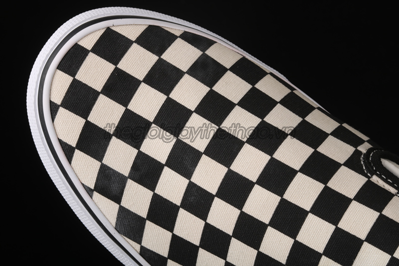 GIÀY VANS CHECKERBOARD SLIP-ON CLASSIC VN000EYEBWW 9