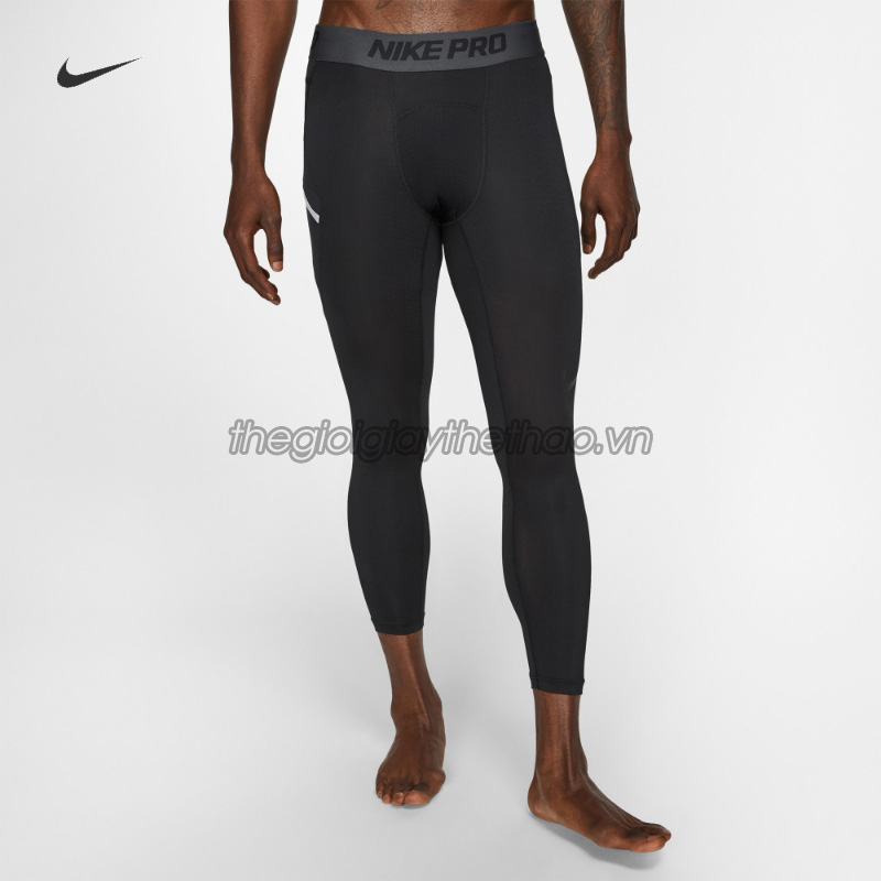 Quần Nike official nike pro men's basketball AT3383 2