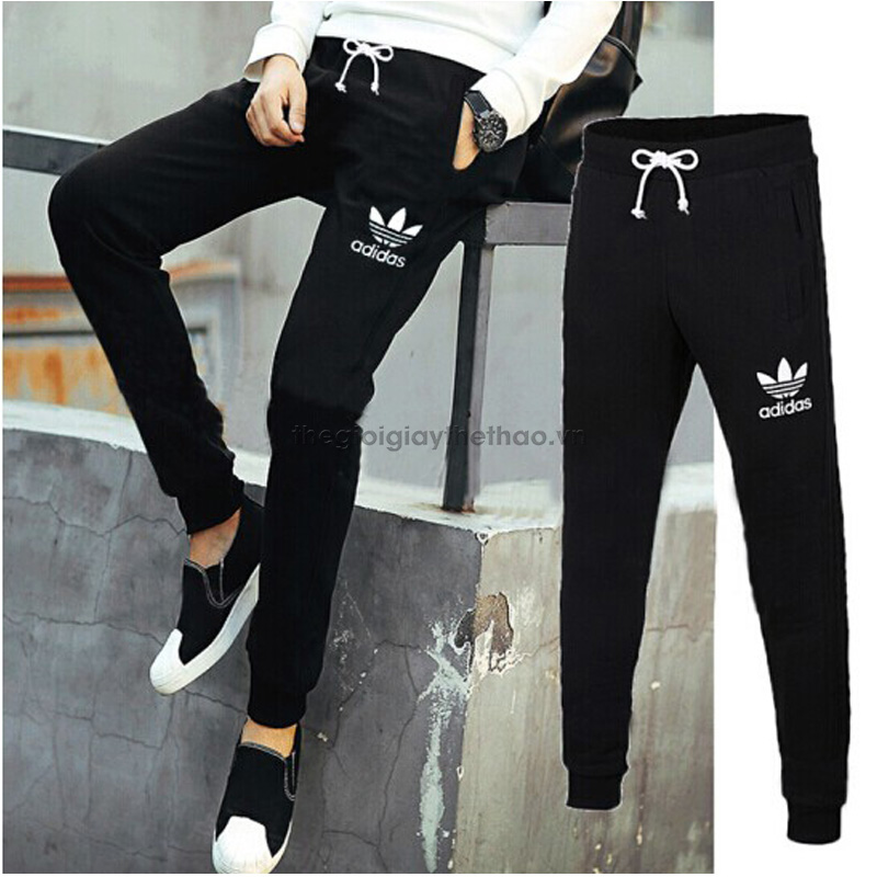 Ban Quần Thể Thao Nữ Adidas Original Reg Pant Cuffed Chinh Hang