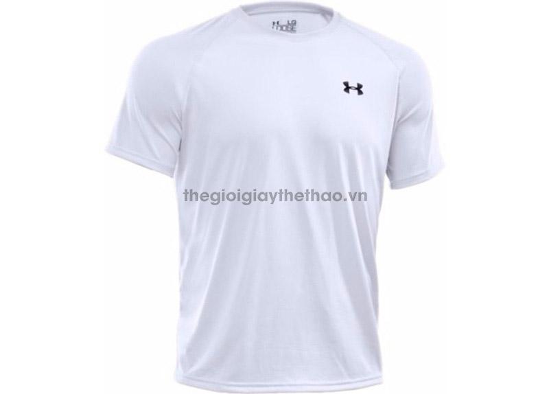 1326413-401 Under Armour Tech 2.0 t-shirt fitness camisa de ejecución camisa t-shirt azul