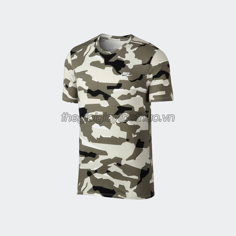 Áo Nike AS M NSW TEE CAMO PACK 1 AJ6632 133