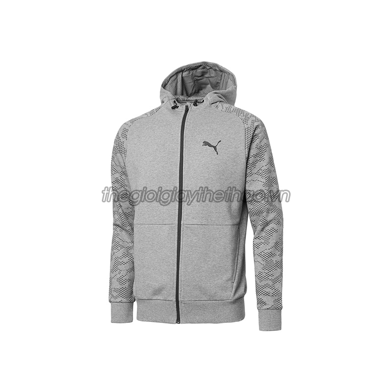 PUMA Puma Official Men's Hood Coat Modern 852330 03