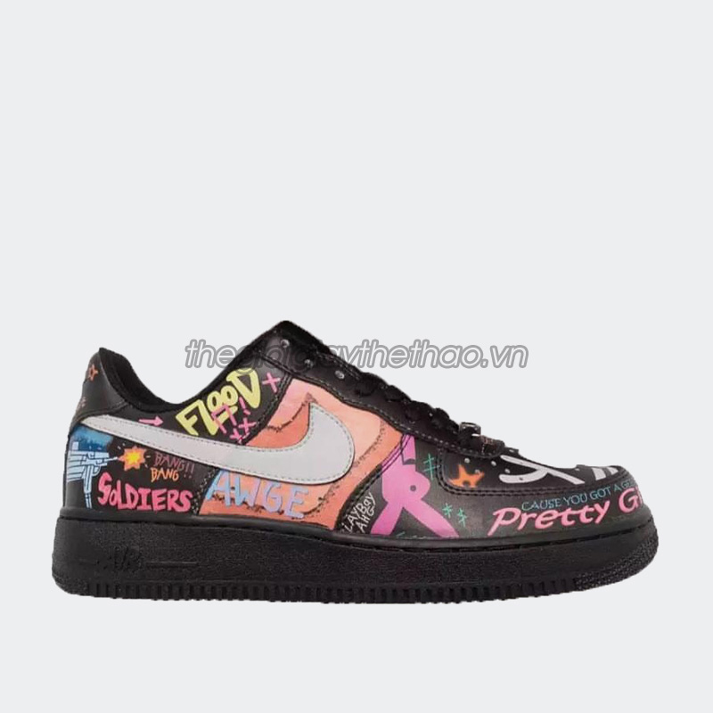 Giày VLONE x Nike Air Force 1 Low 923092-100