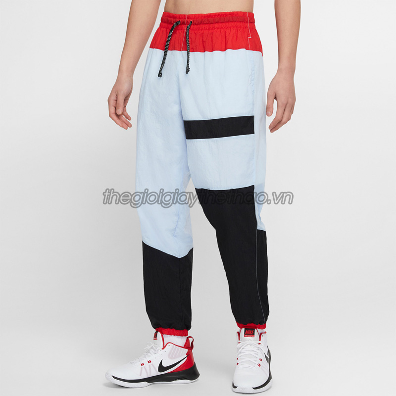 Quần Nike FLIGHT Men's Basketball Trousers New Loose Cuff Trend CN8513