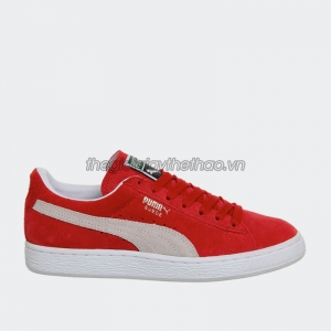 Giày Puma Suede Classic  team regal red-white
