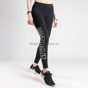 Quần Nike Trousers girl 2017 winter new running 874137 010