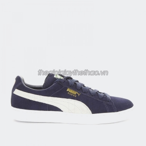 Giày Puma Suede Classic peacoat-white