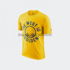 Áo Nike Golden State Warriors NIKE NBA Men's T-shirt AT2322