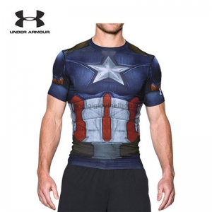 Áo Under Armour Alter Ego Captain America 1273691-410