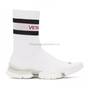 Giày 18SS Vetements x Reebok crew Sock Runner