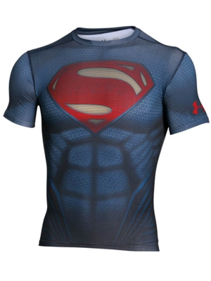 Áo Under Armour Superman Suit SS T-Shirt 1273689-410