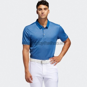 Áo Adidas Climachill Core Heather Polo Shirt
