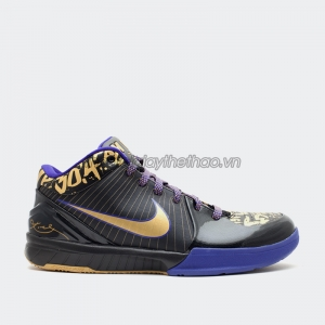 Giày Nike Kobe 4 NBA Final MVP Away 354187-001