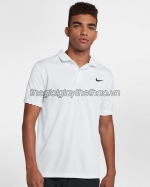 Áo Nike tennis AS M NKCT DRY POLO TEAM nam 939138-100