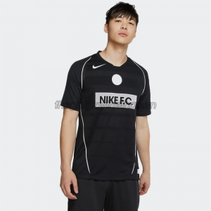 Áo Nike FC home men's short sleeve football jersey AT6018