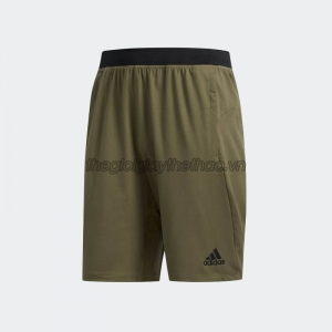 Quần Adidas 4KRFT Sport Ultimate 9-Inch Knit Shorts - Green