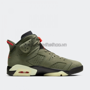 Giày Nike Air Jordan 6 Travis Scott CN1084-200