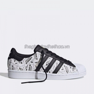 Giày thể thao Adidas Superstar 'Label Collage' FV2819