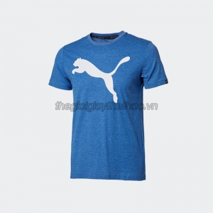ÁO PUMA ESS BIG CAT HEATHER TEE