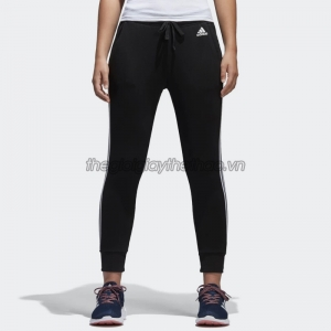 QUẦN NỮ ADIDAS ESSENTIALS 3 STRIPES TAPERED PANTS S97117