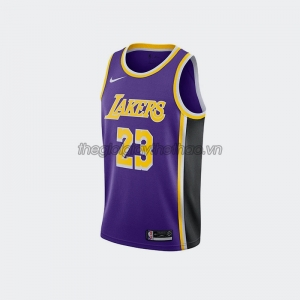 Áo bóng rổ Nike LeBron James Lakers Statement Edition AA7097-514