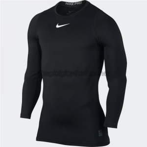ÁO NAM NIKE PRO WARM COMPRESSION LS TOP ATHLETIC HOODIES 838045