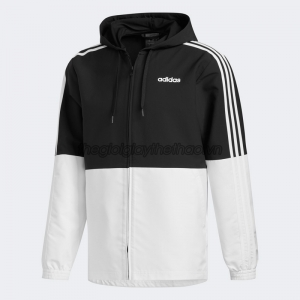 Áo khoác Adidas Essentials 3-Stripes Windbreaker FI8169