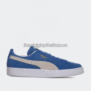 Giày Puma Suede Classic  olympian blue-white