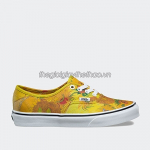 Giày Vans X Van Gogh Authentic Sunflowers