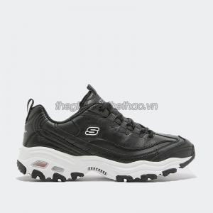 Giày Skechers D'LITES Men's Low 51888-BKW